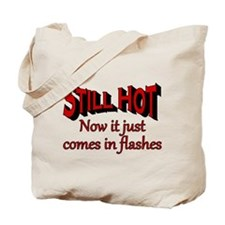 Cute Hot Tote Bag