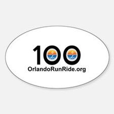 100 Century With Orr Info Decal