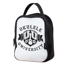 Ukulele University Neoprene Lunch Bag