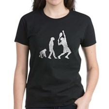Distressed Tennis Evolution T-Shirt