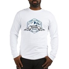 Alyeska Ski Resort Alaska Long Sleeve T-Shirt