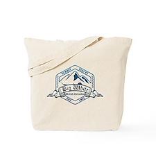 Big White Ski Resot British Columbia Tote Bag