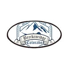 Breckenridge Ski Resort Colorado Patches