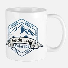 Breckenridge Ski Resort Colorado Mugs