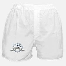 Copper Mountain Ski Resort Colorado Boxer Shorts