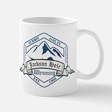 Jackson Hole Ski Resort Wyoming Mugs
