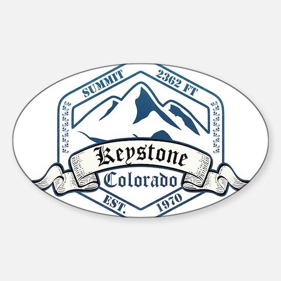 Keystone Ski Resort Colorado Decal