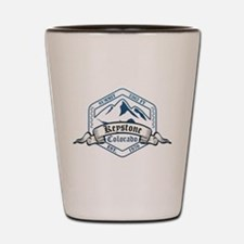 Keystone Ski Resort Colorado Shot Glass