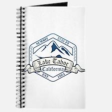 Lake Tahoe Ski Resort California Journal