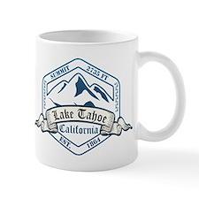 Lake Tahoe Ski Resort California Mugs