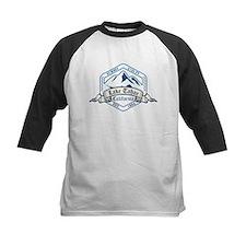 Lake Tahoe Ski Resort California Baseball Jersey