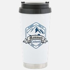 Mammoth Ski Resort California Travel Mug