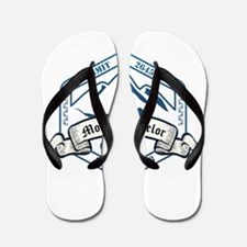 Mount Bachelor Ski Resort Oregon Flip Flops