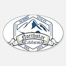 Northstar Ski Resort California Decal