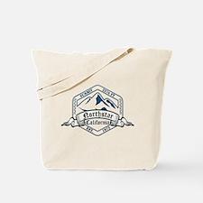 Northstar Ski Resort California Tote Bag
