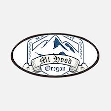 Mt Hood Ski Resort Oregon Patches