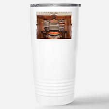 Wanamaker Organ Console Travel Mug