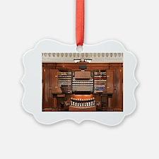 Wanamaker Organ Console Ornament