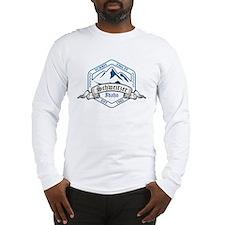 Schweitzer Ski Resort Idaho Long Sleeve T-Shirt