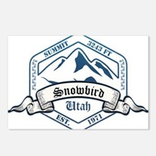 Snowbird Ski Resort Utah Postcards (Package of 8)