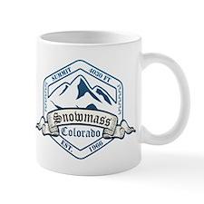 Snowmass Ski Resort Colorado Mugs