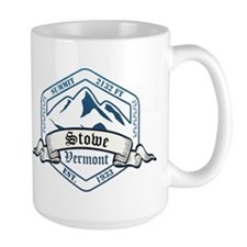 Stowe Ski Resort Vermont Mugs