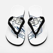Sugarloaf Ski Resort Maine Flip Flops