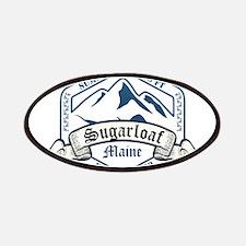 Sugarloaf Ski Resort Maine Patches