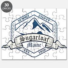 Sugarloaf Ski Resort Maine Puzzle