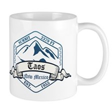 Taos Ski Resort New Mexico Mugs