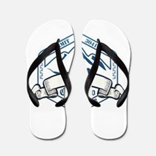 Vail Ski Resort Colorado Flip Flops
