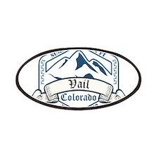 Vail Ski Resort Colorado Patches