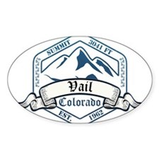 Vail Ski Resort Colorado Decal