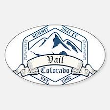 Vail Ski Resort Colorado Decal