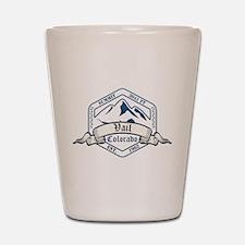 Vail Ski Resort Colorado Shot Glass