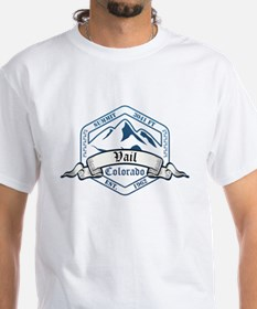 Vail Ski Resort Colorado T-Shirt