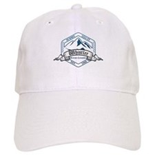 Whistler Ski Resort British Columbia Baseball Baseball Cap