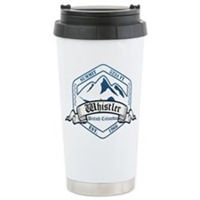 Whistler Ski Resort British Columbia Travel Mug