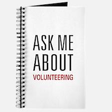 Ask Me Volunteering Journal