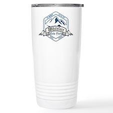 Whiteface Ski Resort New York Travel Mug