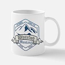 Whitefish Ski Resort Montana Mugs