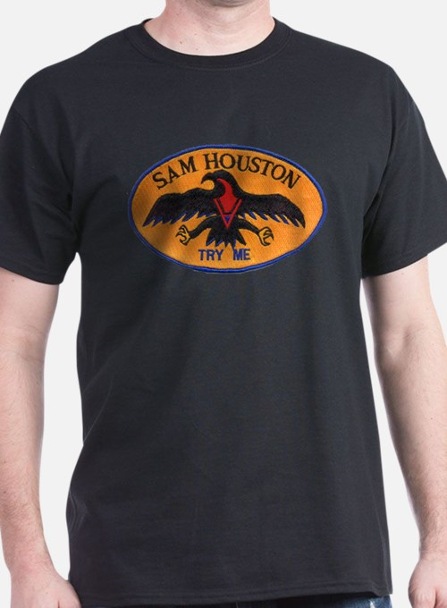 Sam Houston T Shirts Shirts Tees Custom Sam Houston