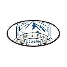 Winter Park Ski Resort Colorado Patches