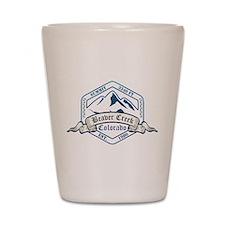 Beaver Creek Ski Resort Colorado Shot Glass