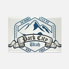 Park City Ski Resort Utah Magnets
