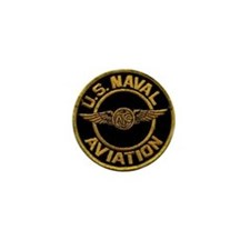 US Naval Aviation Mini Button