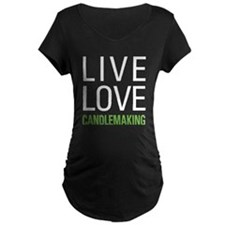 Live Love Candlemaking T-Shirt
