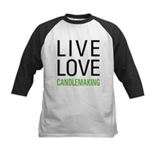 Live Love Candlemaking Tee