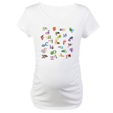 I learn the alphabet Shirt
