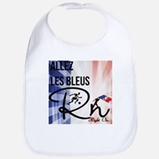 RightOn Les Bleus Bib